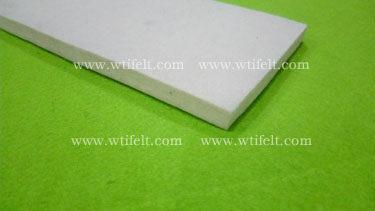 technical wool felt