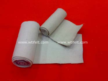 wool felt cloth